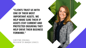 Anaqua Services helps companies protect their IP assets while eliminating unnecessary spend