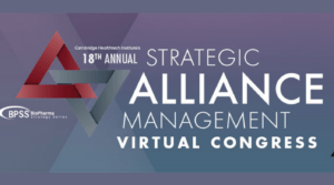 Strategic Alliance Management Congress May 18 – 19, 2021