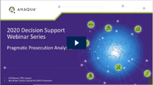 Prosecution Analytics Webinar